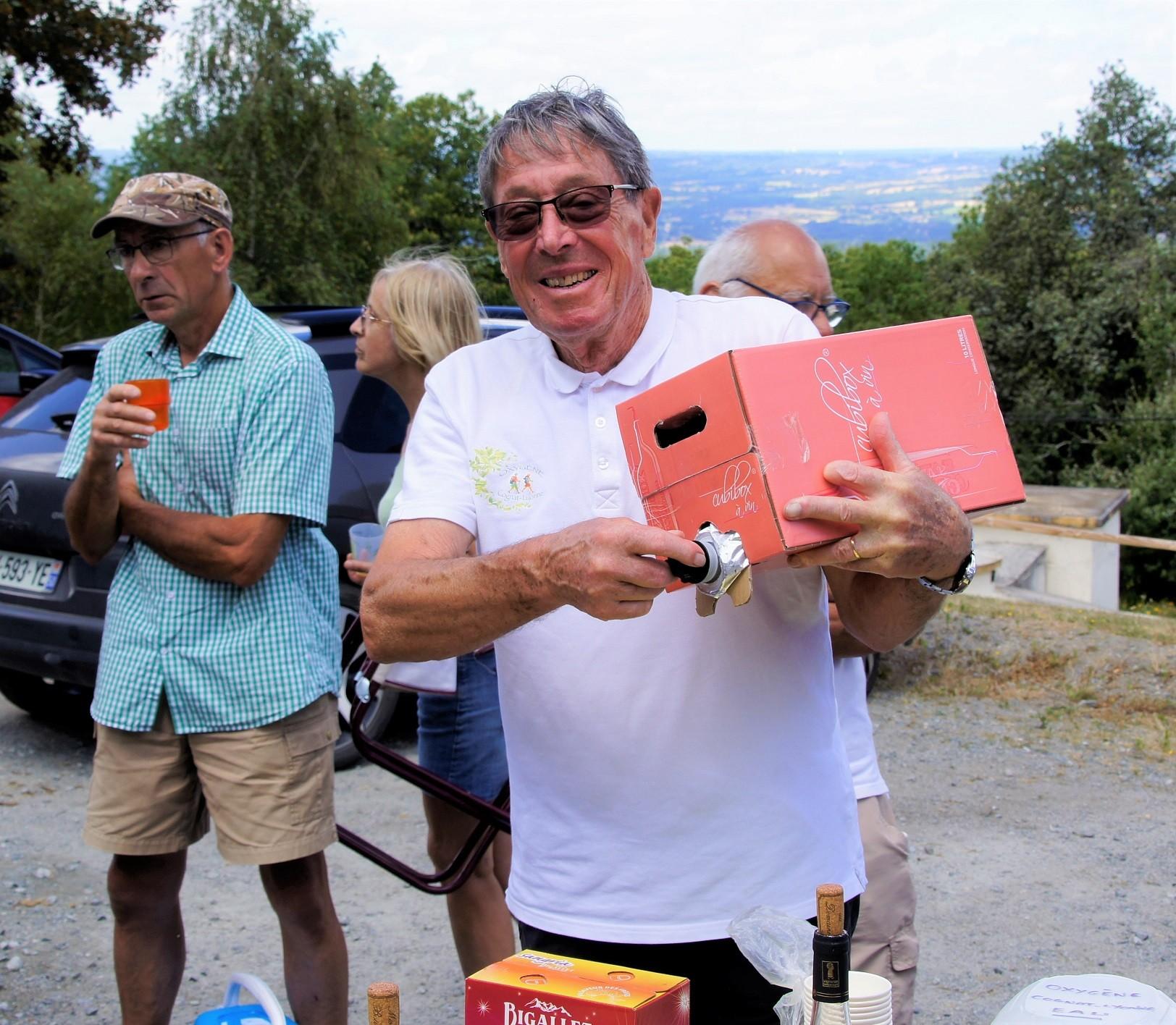 80 ans de Jean-Pierre