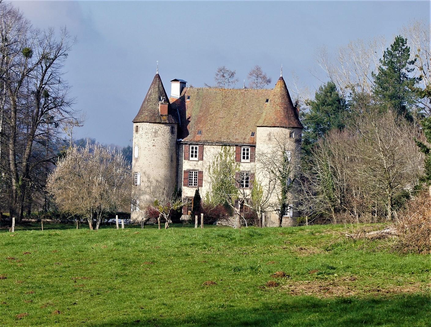 Chateau de Chappes