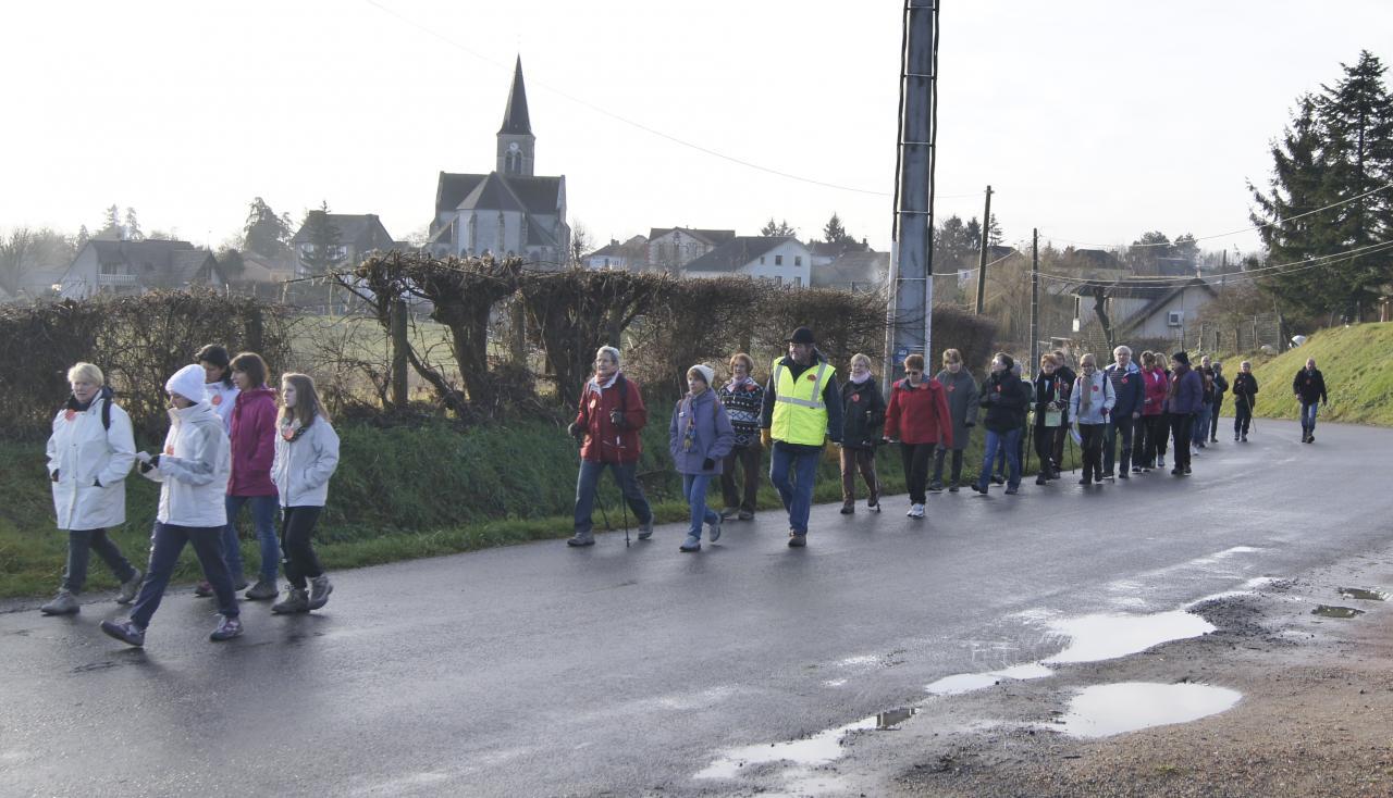 Marche a St-Remy en Rollat