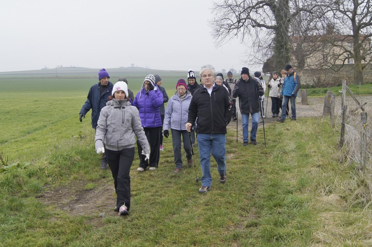 Marche1  a Aigueperse