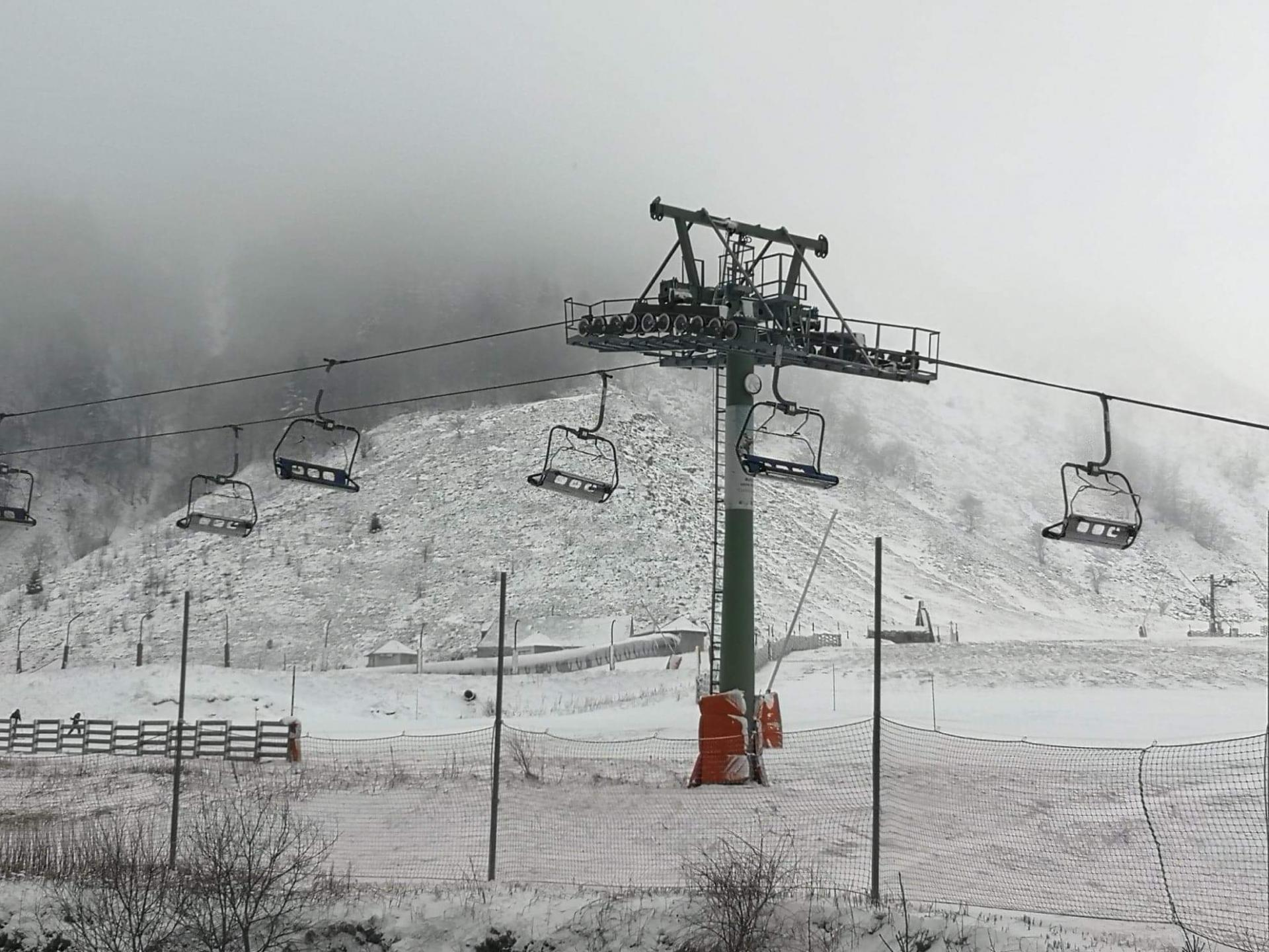 Remonte pente du Mont Dore