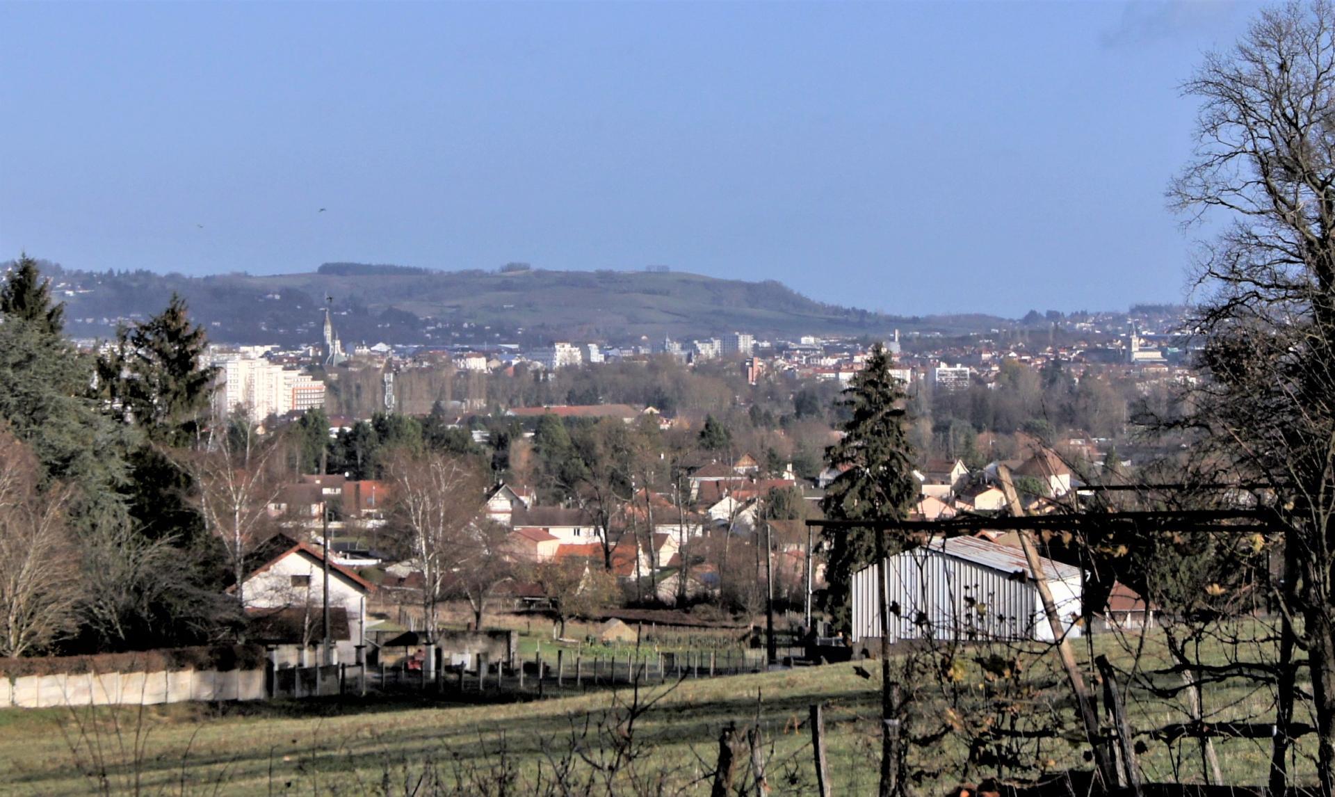 Vue sur Bellerive sur Allier